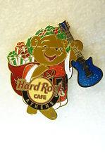 ATHENS,Hard Rock Cafe Pin,X-MAS BEAR 2008 SERIES