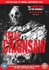 Texas Chainsaw DVD (2013) Alexandra Daddario sealed