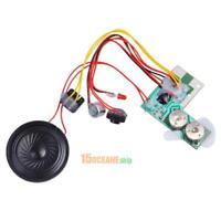 10S Musik Soundmodul Decoder Aufnahme Sound Modul +Lautsprecher+Steuertaste+Mic
