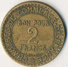 COIN / FRANCE / 2 FRANCS 1926  #WT871