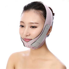 5Facial Slimming Chin Cheek Band Strap 3D Mask, Double Chin Reducer V Shape Face