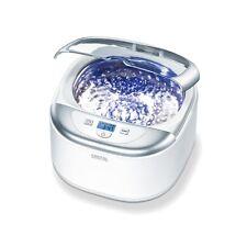 Sanitas SUR 42 Weiss-Silber Ultraschall-Reinigungsgerät