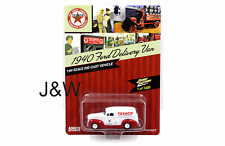 Johnny Lightning Ford Delivery 1940 Texaco JLTX001 1/64 LTD 1320 PCS