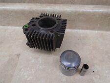 Honda 200 CT CT200 TRAIL 90 Used Engine Cylinder & Piston 49mm 1965 HB246