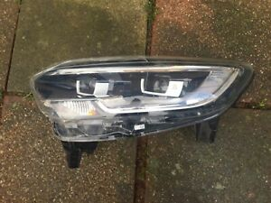 HEADLIGHT RENAULT KADJAR FULL LED PURE VISION ORIGINAL LEFT SIDE DAMAGED