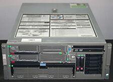 HP ProLiant DL580 G4 SERVER 4x Xeon 3.40Ghz 16Gb, 2x 146gb 2X PSU