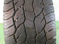 LT265/70R18 Cooper Discoverer A/T3 OWL Used 265 70 18 124 S 7/32nds