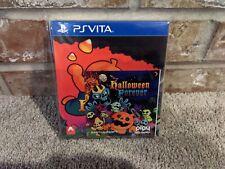 Halloween Forever Playstation Vita NEW