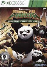 XBOX 360 Kung Fu Panda: Showdown of Legendary Legends Game BRAND NEW SEALED