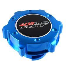 Racing Billet Aluminum Blue Anodized Oil Cap Filler LS6 Engine LS-6 405HP