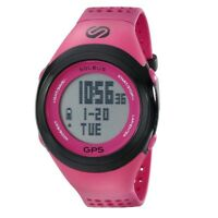 Soleus Pink & Black GPS Fit Running Watch (SG100-611)