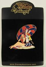 Disney Auctions Pin Memorial Day 2006 Roger & Jessica Rabbit 2006 LE 100 DA26945