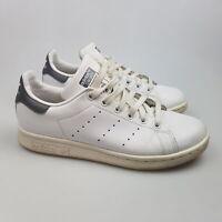 Men's / Boy's ADIDAS 'Stan Smith' Sz 5 US Shoes White VGCon | 3+ Extra 10% Off