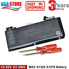 Battery For Apple MacBook Pro 13 inch A1278 A1322 Mid 2009 2010 Early 2011 Lot
