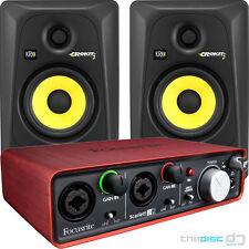 KRK Performance & DJ Studio Monitors