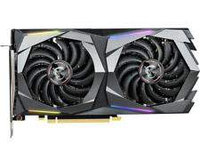 (R) MSI GeForce GTX 1660 Ti GAMING X 6G NVIDIA 6GB GDDR6 192-bit
