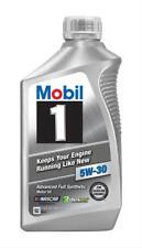 Mobil 1 Synthetic Motor Oil 102991-1 5w30,1 Quart - Corvette / Camaro / LS / LT
