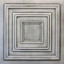 Antique Finish Ceiling Tiles Antique Silver R33 4 Sale