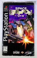 Space Griffon (Sony PlayStation, 1997) Instruction Manual ONLY! NO GAME! Longbox