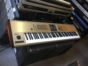 Korg KRONOS 2 / 8  88 Key keyboard GOLD  Edition  /  GD 3.12 //ARMENS//