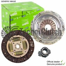 VALEO COMPLETE CLUTCH KIT FOR NISSAN TERRANO SUV 2953CCM 154HP 113KW (DIESEL)