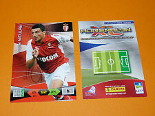 D. NICULAE AS MONACO LOUIS II  FOOTBALL FOOT ADRENALYN CARD PANINI 2010-2011