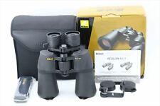 Nikon Binoculars ACULON A211 10-22x50 Porro Prism w/Track No. NEW