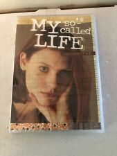 My So-Called Life Dvd Volume Two w/Claire Danes - New Sealed!