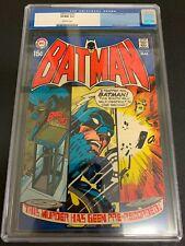 BATMAN #220 * CGC 9.0 * (DC, 1970)  NEAL ADAMS COVER!!  MUST-SEE!!