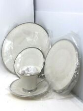 Lenox Fine China MOONSPUN  5 pc Place Setting