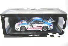 Porsche 911 GT3 R N° 123 24h Spa 2011