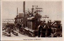 1937  --  HAUTS FOURNEAUX A BOCHUM  3K389