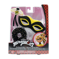 Miraculous Ledybug Mini Role Play Be Queen Bee Accessories Set BANDAI Original