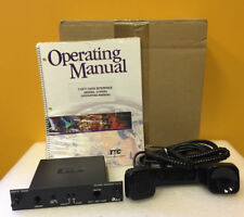 Ttc 41440A T1/Ft1 Interface Adapter Module + Rj-14 Handset. New in Box + Accy!