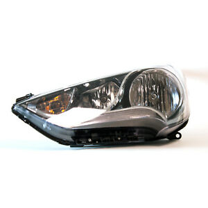 Aftermarket Replacement Driver Side Headlight Assembly CAPA 114-51452