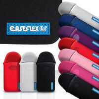 Caseflex Accessories Neoprene Pouch Case Cover for Sony Xperia XZ2 & XZ2 Compact