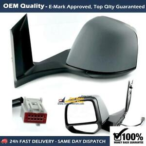 Electric Wing Mirror Unit For Ford Transit Connect FITS To 2014 to 2020, RHS