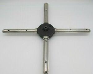Vtg Hobart KitchenAid Dishwasher KDI-16 Lower Wash Spray Arm Assembly 4161484