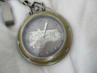 Analog Pocket Watch