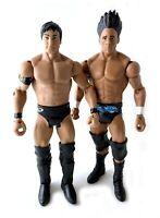 The Nexus WWE Mattel Battle Pack Series 10 Figures Darren Young Justin Gabriel