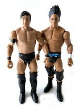 The Nexus WWE Mattel Battle Pack Series 10 Figures Darren Young Justin Gabriel