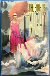 Dark Horse - THE BOOK OF NIGHT. Graphic Novel. Soft Cover.