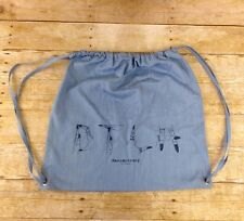 Denimocracy Denim Cinch Pack Bag