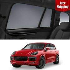 Porsche Cayenne 2010 - 2018 958 Rear Side Car Window Sun Blind Sun Shade Mesh