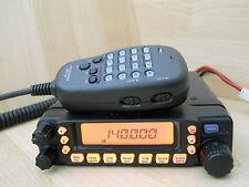 NEW 50W VHF/UHF 144/430MHZ DUAL BAND FM MOBILE RADIO TRANSCEIVER/SCANNER, CB,HAM