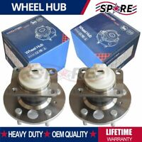 Pair 2 Rear Wheel Hub Bearing Assembly 5 Stud for 2009-2013 Chevrolet Impala FWD