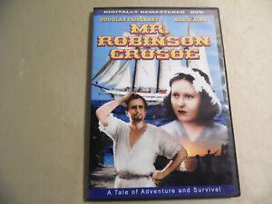 Mr. Robinson Crusoe (Used DVD Sale) Slim Case / Free Domestic Shipping