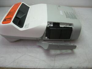EPSON EB-460e Ultra Short Throw Projector H343B; 3000ANSI LUMENS 2037 Lamp Hours