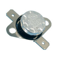 5PCS KSD301 30°C / 86°F N.O. Normal Open Temperature Switch Thermostat 10A 250V