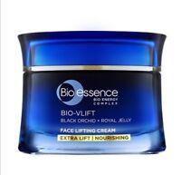 Bio-Essence BIO-VLIFT FACE LIFTING CREAM (EXTRA LIFT + NOURISHING) 45g NIB